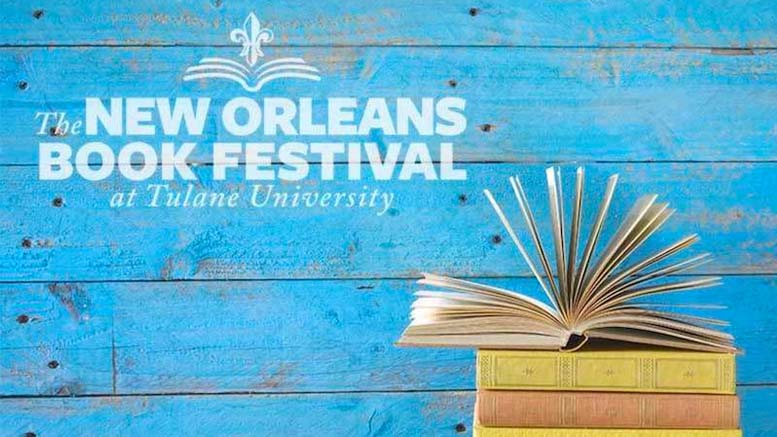 The New Orleans Book Festival at Tulane University moves to Oct. 21-23