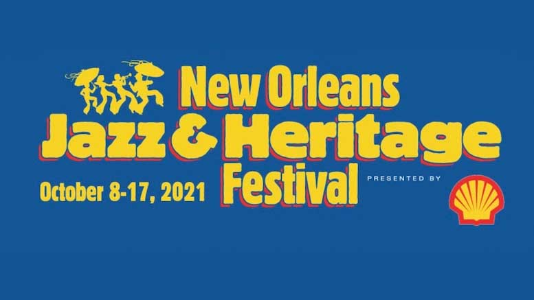 Fair Grounds Race Course To Host New Orleans Jazz & Heritage Festival In 2021
