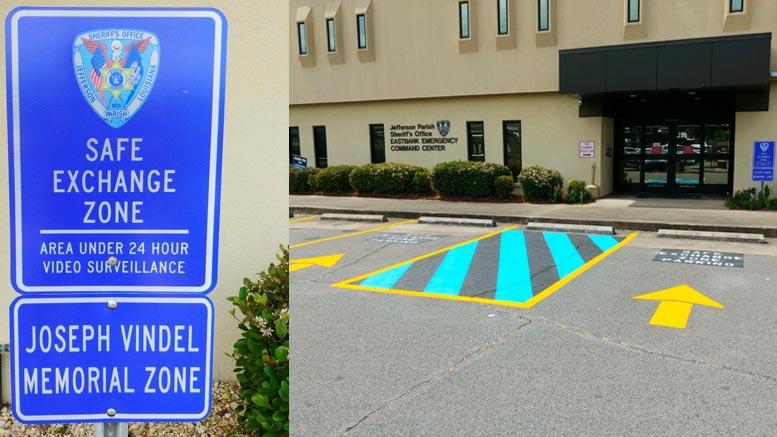 JPSO creates 'Safe Exchange Zone' following Vindel murder