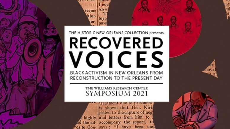 """Listen to the """"Recovered Voices"""" of 19th Century Black Activists"""