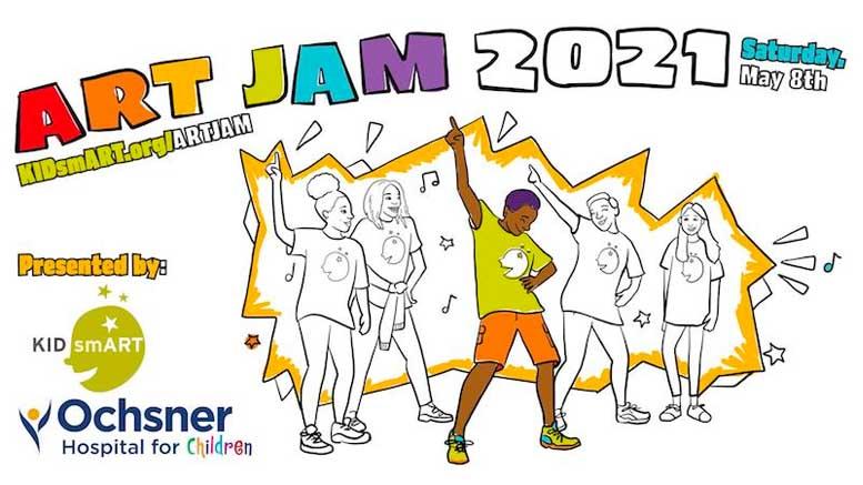 ART JAM presented by Ochsner Hospital for Children