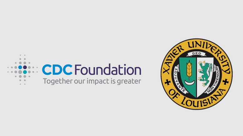 CDC Foundation Awards Xavier University of Louisiana $420,000 To Address COVID-19 Infections Among Marginalized African Americans in New Orleans