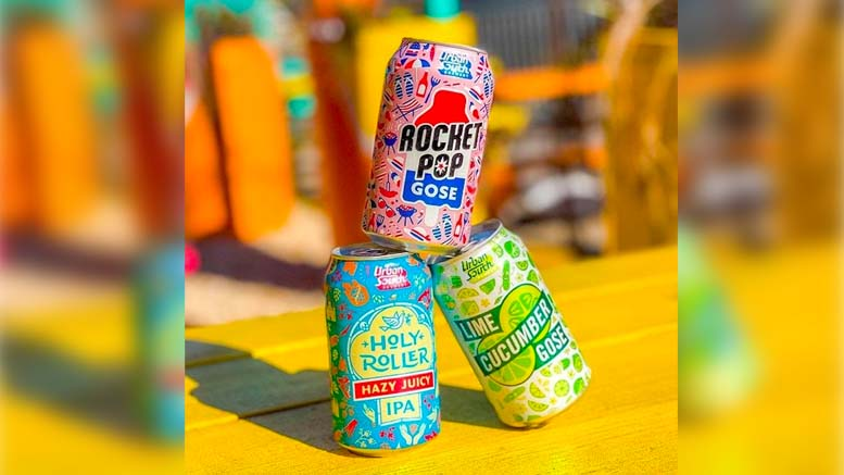 Urban South Brewery Launches Distribution in Alabama