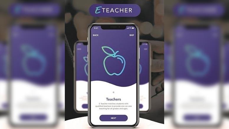 E Teacher App Brings Education to The Freelance Market