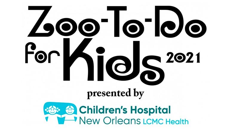 Zoo-To-Do for Kids presented by Children's Hospital New Orleans Postponed
